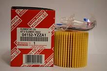 Фільтр масляний TOYOTA 04152-YZZA1 Lexus 06-, CAMRY 3,5