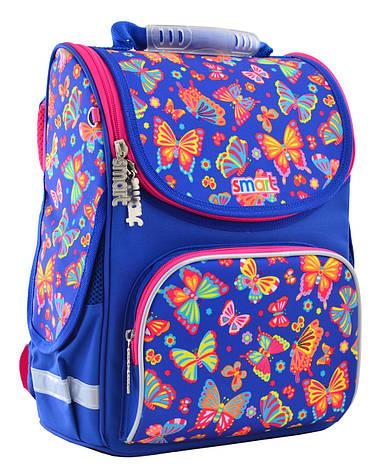 "Рюкзак школьный каркасный Smart PG-11 ""Butterfly dance""                                   , фото 2"