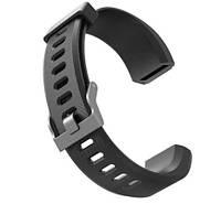 Сменный ремешок для фитнес браслета ID115 Plus / B05 (Черный)