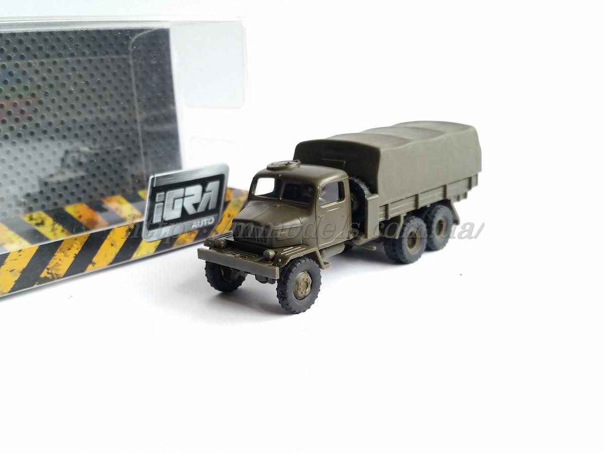 Igra 66717012 грузовой автомобиль Praga V3S military plane 1/87