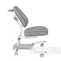 Ортопедическое кресло для ребенка от 7 до 18+ лет Ottimo ТМ FunDesk Серый 221786
