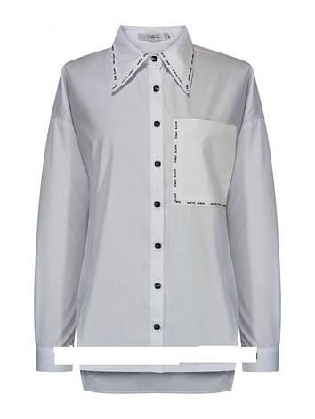 Детская школьная блуза для девочки с длинным рукавом от Deloras 62177   134-158р., фото 2