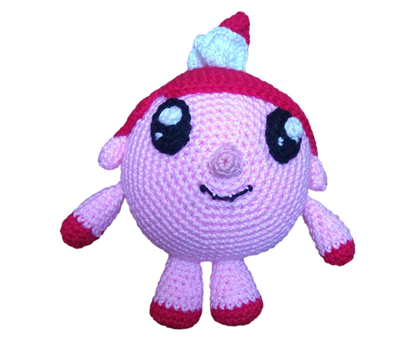 М'яка іграшка Нюшенька (малышарики / смішарики)