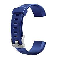 Сменный ремешок для фитнес браслета ID115 Plus / B05 (Синий)