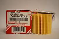 Фильтр масляный TOYOTA 04152-YZZA6 Corolla 08-, RAV4 2,0 12~16