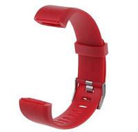 Сменный ремешок для фитнес браслета ID115 Plus / B05 (Красный)