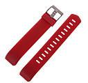 Сменный ремешок для фитнес браслета ID115 Plus / B05 (Красный), фото 2