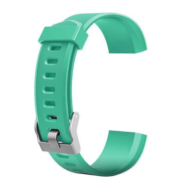 Сменный ремешок для фитнес браслета ID115 Plus / B05 (Зеленый)