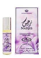 Квітковий аромат серені Narjis (Нарджис) від Al Rehab