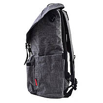 Рюкзак молодежный YES  CA 182,  серый                                                     , фото 3