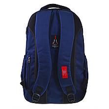 Рюкзак молодежный YES  CA 189,  темно-синий                                               , фото 3