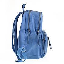 Рюкзак женский YES YW-42 «Adagio» голубой                                                 , фото 2