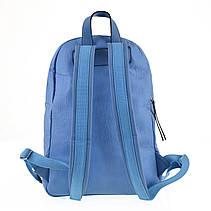 Рюкзак женский YES YW-42 «Adagio» голубой                                                 , фото 3