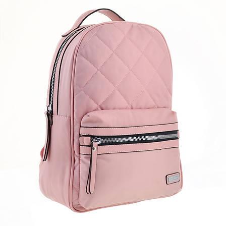 Рюкзак женский YES YW-45 «Tutti» пудровый                                                 , фото 2