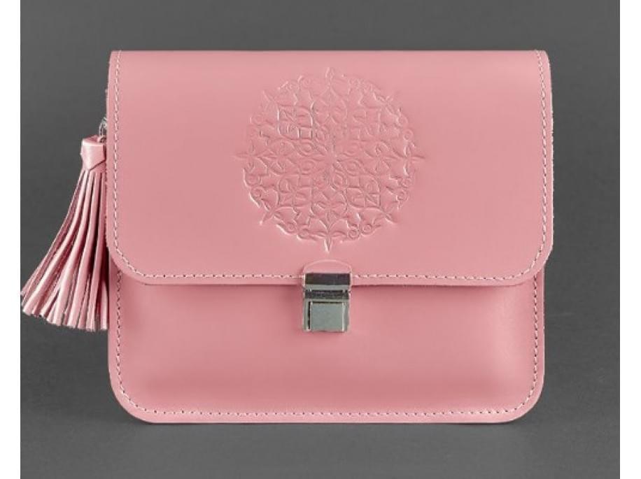 Женская бохо-сумка Blanknote BN-bag-3-pink-peach