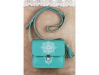 Женская бохо-сумка Blanknote Lilu BN-BAG-3-tiffany-art, фото 1