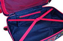 Чемодан детский YES на колесах Graffity, LG-5                                             , фото 3