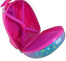 Чемодан YES  детский на колесах Barbie, LG-3                                              , фото 3