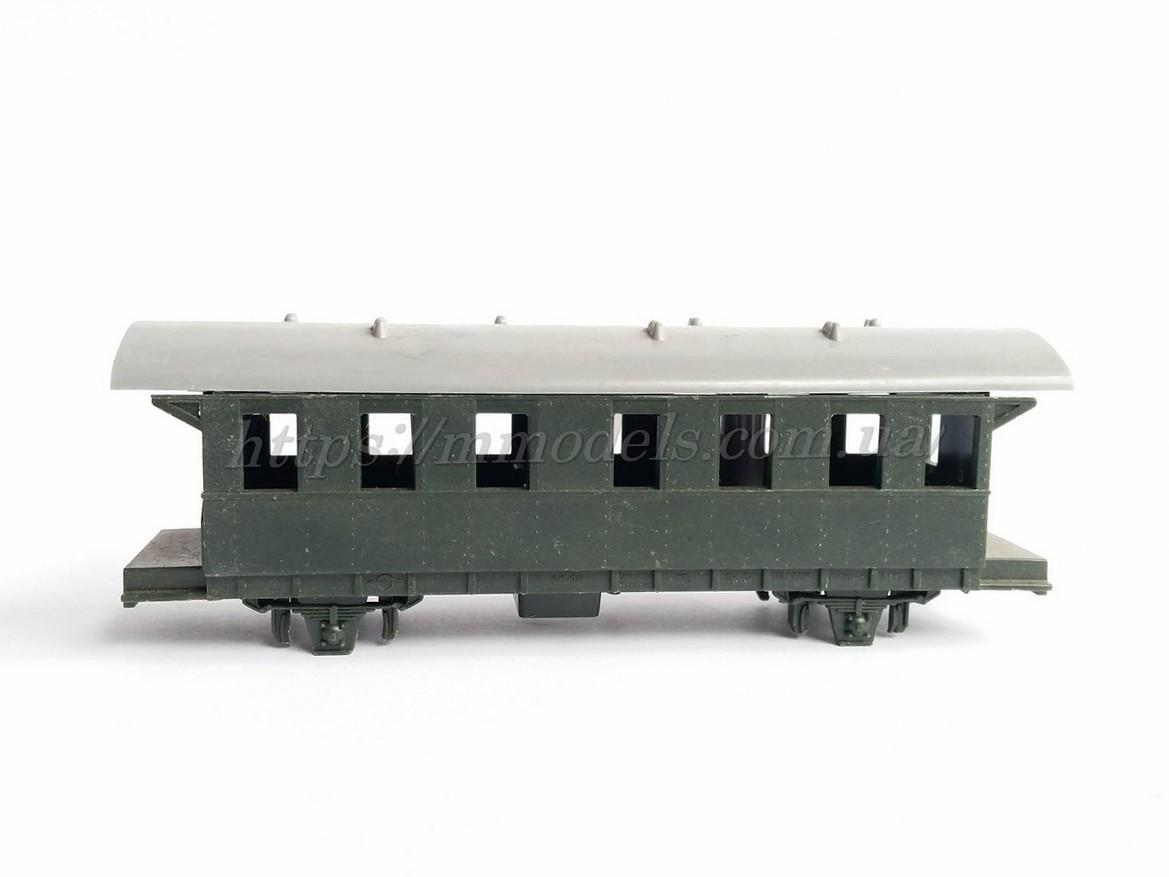 Корпус 2х осного вагона Piko GDR б/у   / 1:87