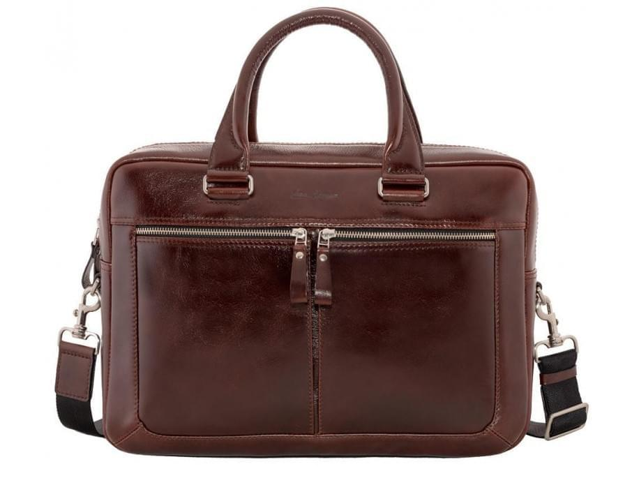Кожаная сумка Issa Hara B23C