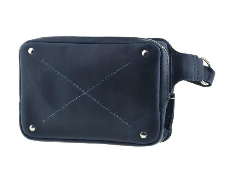 Кожаная сумка на пояс Blanknote DropBag BN-BAG-6-nn