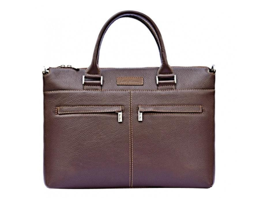 Кожаная сумка Issa Hara B2B