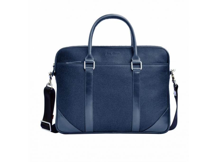 Кожаная сумка Issa Hara B14BL