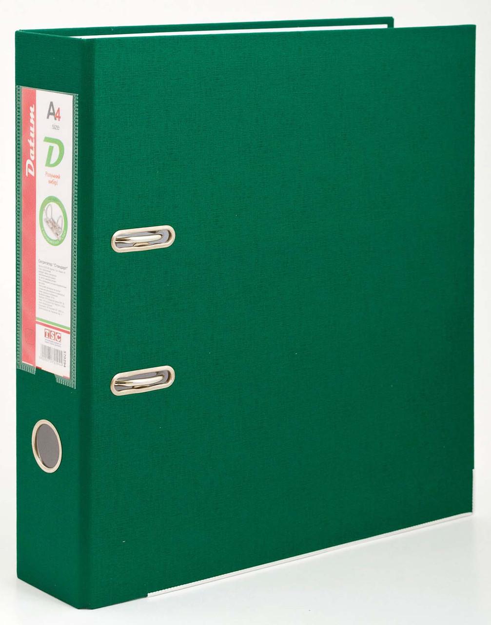 Сегрегатор А4/7см темно-зеленый D2270-08 (сборной)