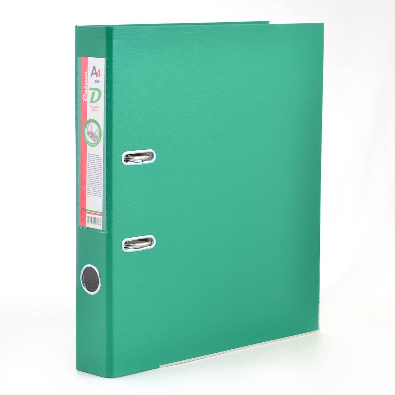 Сегрегатор А4/5см светло-зеленый D2260-07 (сборной)