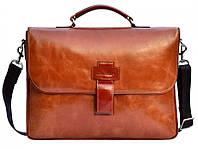 Кожаный портфель Issa Hara B20LB, фото 1