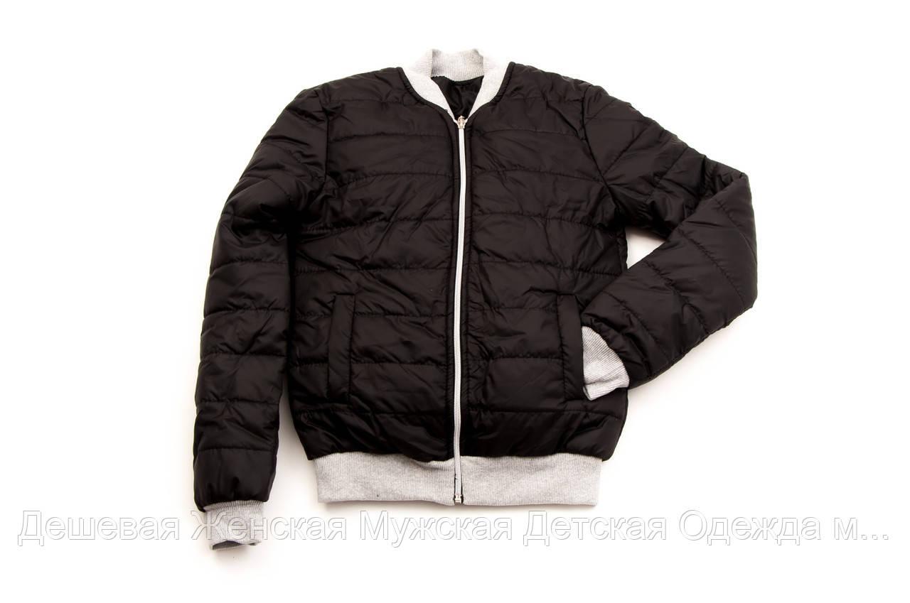 Куртка женская бомбер весна-осень норма