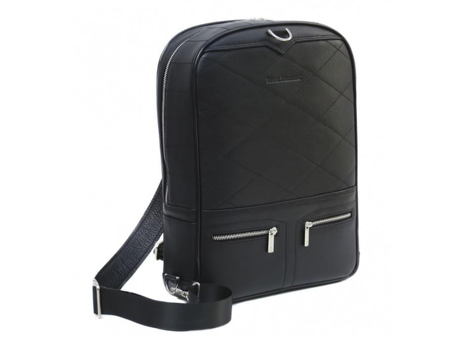 Кожаный рюкзак-трансформер Black Diamond BD15A