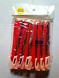 Пинцет-расчёска для бровей., фото 4