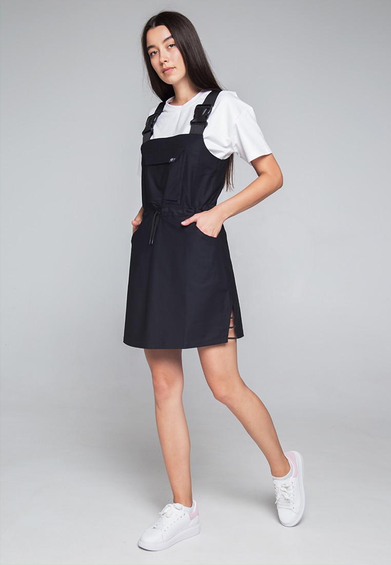 Сарафан женский черный бренд ТУР Кристи (Christie) размер S, M, L