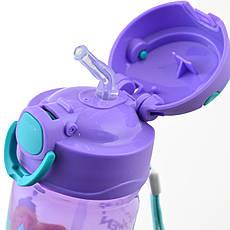 """Бутылка для воды """"Frozen"""", 450 мл                                                         , фото 2"""