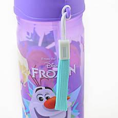 """Бутылка для воды """"Frozen"""", 450 мл                                                         , фото 3"""
