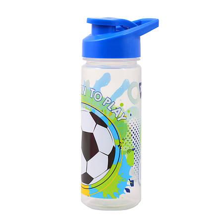 """Бутылка для воды YES """"Born to play"""", 500 мл                                               , фото 2"""