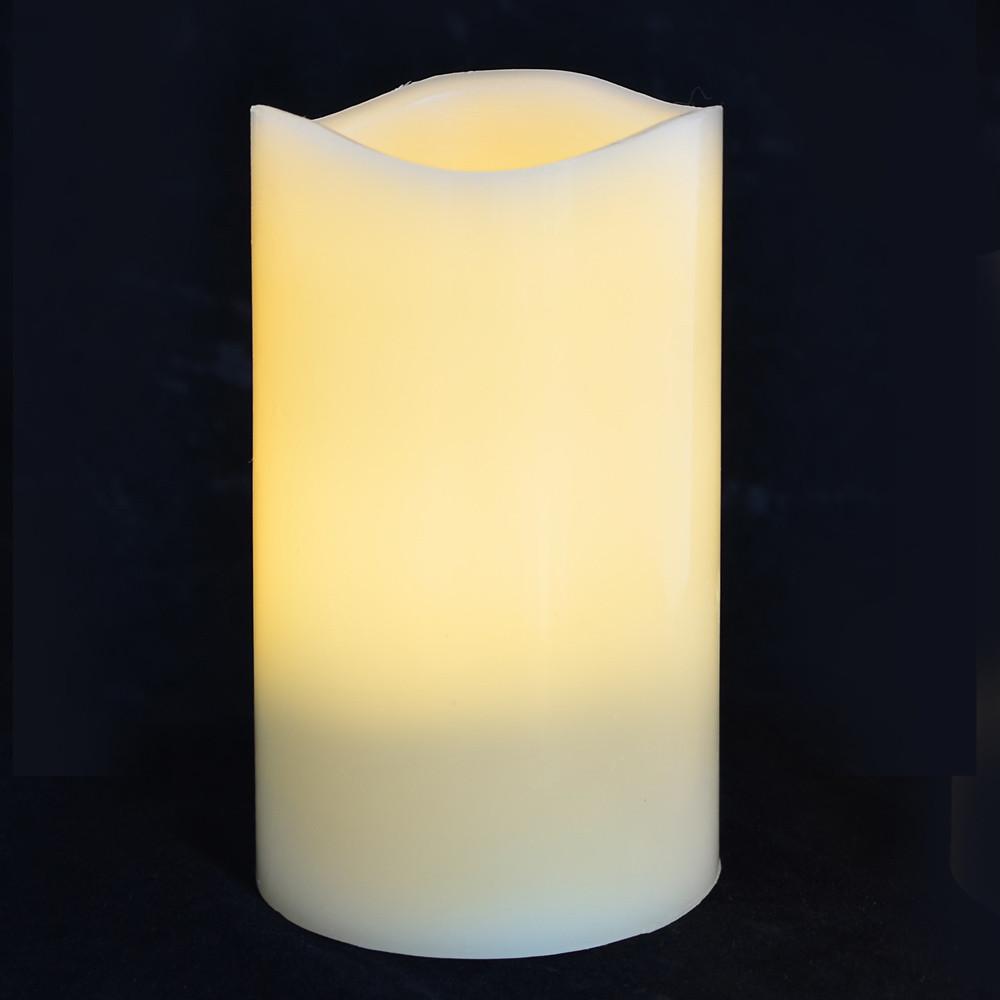 Свеча Yes! Fun восковая LED, 7.5*12.5