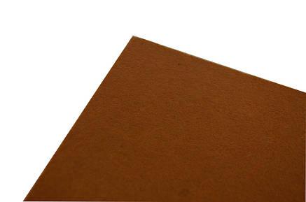 Набор Фетр жесткий, коричневый, 21*30см (10л)                                             , фото 2