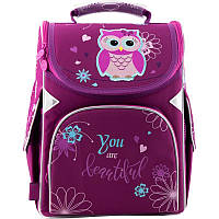 Рюкзак школьный каркасный GO19-5001S-5 Б