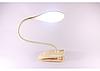 Сенсорна настільна лампа на прищіпці LED DP-6014