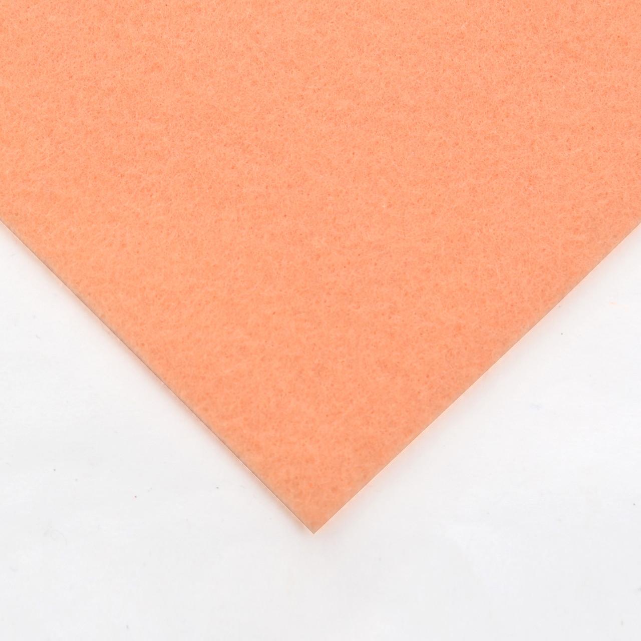 Набор Фетр мягкий, кремовый, 21*30см (10л)