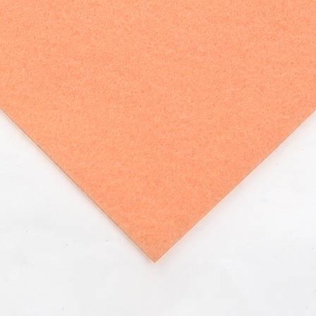 Набор Фетр мягкий, кремовый, 21*30см (10л)                                                , фото 2