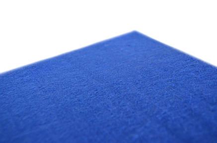 Набор Фетр мягкий, темно-синий, 21*30см (10л)                                             , фото 2