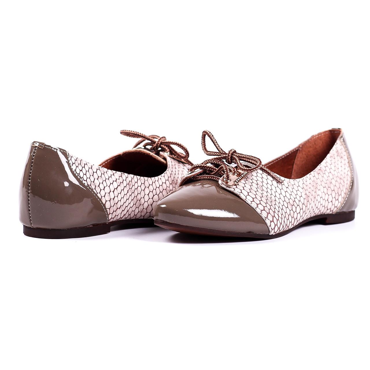 Купить Комфортные туфли-оксфорды с качественной лакированной кожи ... 4ff2afd5518