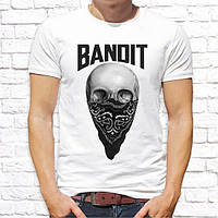 """Мужская футболка с принтом, Swag """"Bandit"""" Push IT"""