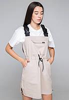 Сарафан женский бежевый бренд ТУР модель Кристи (Christie)