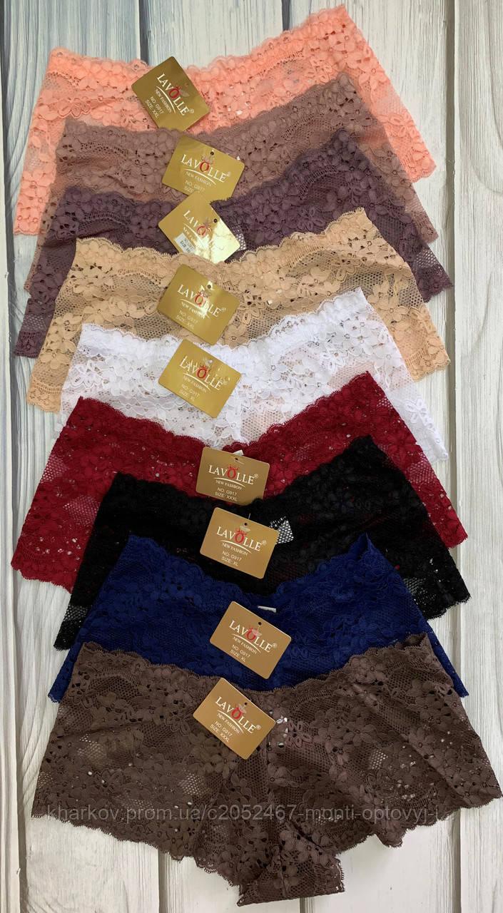 Изысканные кружевные женские шортики