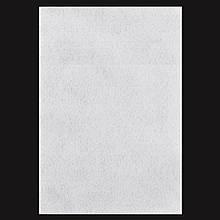 Набор Фетр мягкий, белый, 21*30см (10л)