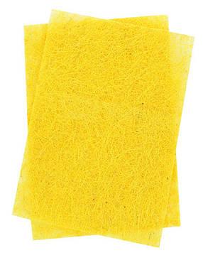 Набор сизали желтого цвета, 20*30 см, 5 листов                                            , фото 2
